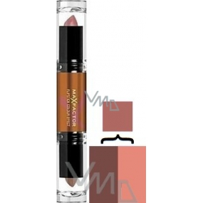 Max Factor Flipstick Color Effect Lipstick 40 Melody Brown 10 g