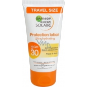 Garnier Ambre Solaire Protection Lotion OF30 suntan lotion High protection 50 ml