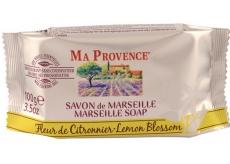 Ma Provence Bio Citrusové květy Pravé Marseille toaletní mýdlo 100 g