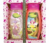 Bohemia Gifts & Cosmetics Kids Víla Johanka sprchový gel 250 ml + Víla Zuzanka šampon na vlasy 250 ml, kosmetická sada