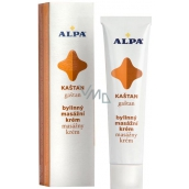 Alpa Chestnut herbal massage cream 40 g