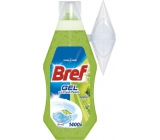 Bref Fresh Pearls Apple gel toilet block curtain 360 ml