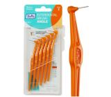TePe Angle Interdental Brushes 0.45mm Orange 6pcs