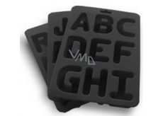 Albi Ice Mold Alphabet