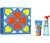 Moschino I Love Love EdT 30 ml Eau de Toilette + 50 ml Body Lotion