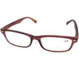 Berkeley Reading glasses +1.5 brown matt 1 piece MC2 ER4040