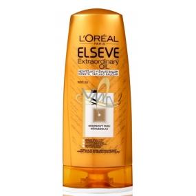 Loreal Paris Elseve Extraordinary Oil Kokosový olej balzám pro normální až suché, nepoddajné vlasy 200 ml