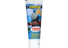 Mašinka Tomáš Bubble Gum with fluoride toothpaste 75 ml exp.12 / 2016
