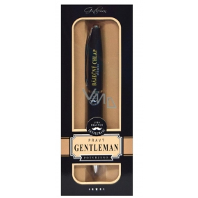 Nekupto League of True Gentlemen Luxurious pen in box WONDERFUL CHAPS- verified