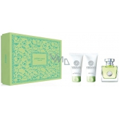 Versace Versense 50 ml Women's Eau de Toilette + 50 ml Body Lotion + 50 ml Shower Gel, Gift Set