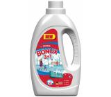 Bonux White Polar Ice Fresh 3in1 liquid laundry detergent for white linen 20 doses of 1.1 l