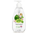 Real Green Clean liquid hand soap in vegan quality 500 g