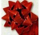 Nekupto Starfish Medium Luxury Christmas, zl. pr. red 6,5 cm HV 109 30