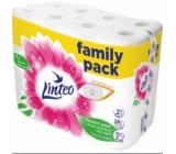 Linteo Care & Comfort toilet paper white 2 ply 24 pieces