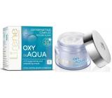 Lirene Oxy in Aqua SPF30 oxidizing, nourishing, smoothing day cream for sensitive skin 50 ml