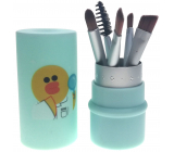 Cosmetic mini brushes set of 5 pieces 7288