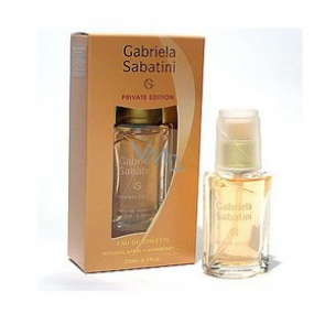 Gabriela Sabatini Private Edition EdT 20 ml eau de toilette Ladies