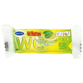 Mr. Mattes 3in1 Citron Toilet hinge refill 40 g