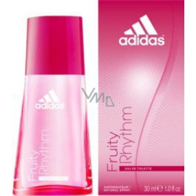 Adidas Fruity Rhythm EdT 30 ml eau de toilette Ladies