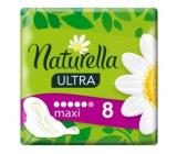 Naturella Ultra Maxi with chamomile sanitary napkin 8 pieces