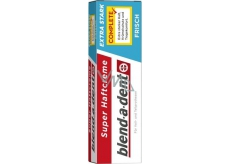 Blend-a-dent Extra Stark Frisch fixing cream for dentures, dentures 47 g