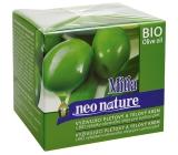 Mitia Bio Olivový olej vyživující pleťový a tělový krém 250 ml