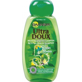 Garnier Ultra Doux 5 plant shampoo for normal and weakened hair 250 ml