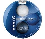 Bourjois Trio Smoky Eyes eye shadow 15 Bleu Nuit 4.5 g