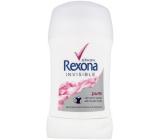 Rexona Invisible Pure antiperspirant deodorant stick pro ženy 50 ml