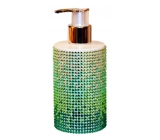 Vivian Gray Diamond Sundown Green Luxusní tekuté mýdlo s dávkovačem 250 ml