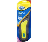 Scholl Gel Work Insole Ladies