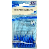 TePe Original Normal interdental brushes 0.6 mm blue 8 pieces