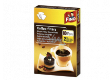 Fino Coffee filters 2 size / 80 pieces