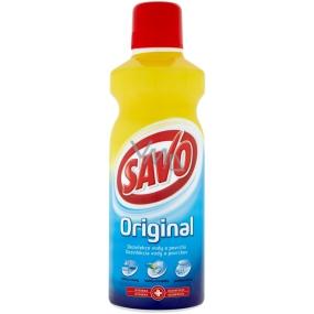 Savo Original tekutý dezinfekční prostředek 1 l