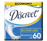 Discreet Air Multiform breathable brief intimate pads for everyday use 60 pieces