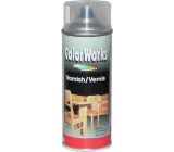 Color Works Varnish 918571 čirý polomatný akrylový lak 400 ml