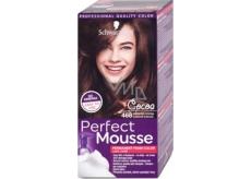 Schwarzkopf Perfect Mousse Permanent Foam Color Hair Color 468 Ice Cocoa