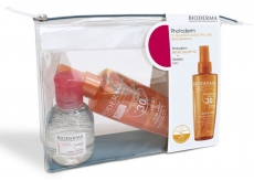 Bioderma Photoderm Bronze SPF30 + sunblock oil 200 ml + Sensibio H2O micellar water 100 ml