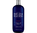 Baylis & Harding Men Lime and Mint bath foam for men 500 ml