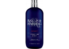 Baylis & Harding Lime and Mint Bath Foam 500 ml