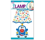 Wall Lamp - Toy Car