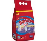 Bonux Color Caring Lavender 3in1 washing powder 60 doses of 4.5 kg