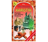 Granum Karotík supplementary food for all rodents 60 g