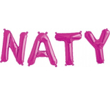 Albi Inflatable name Naty 49 cm