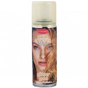 Goodmark Hair Glitter Gold hairspray Gold spray 125 ml