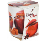 Admit Verona Baked Apple - Baked apple scented candle in glass 90 g