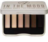 W7 In The Mood Eye Color Palette 6 eyeshadow palette, 6 x 7 g
