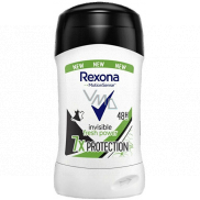Rexona Motionsense Invisible Fresh Power solid antiperspirant stick with 48-hour effect for women 50 ml