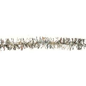 Řetěz stříbrný jemný široký 200 cm