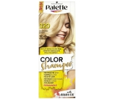 Schwarzkopf Palette Color toning hair color 320 - Lightener